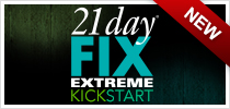 21 Day Fix EXTREME® Kickstart and Shakeology® CP