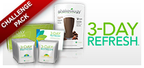 3-Day Refresh® and Shakeology® CP