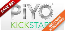 PiYo® Kickstart and Shakeology® CP
