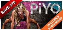 PiYo® and Shakeology® CP